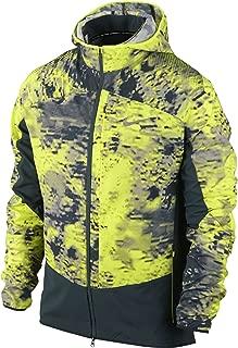 Printed Trail Kiger Full-Zip Men's Running Jacket