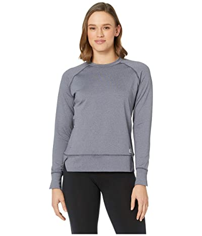 Helly Hansen Hyggen Long Sleeve (Graphite Blue) Women