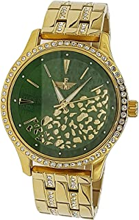 New Fande Dress Watch for Women,golden, NF00678E