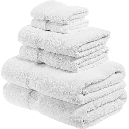 Pack of 2 Rasmi 100/% Egyptian Combed Cotton Large Bath Sheet Towel 600 GSM High Absorbent Quick Dry Super Jumbo Towel 85x160 cm Black