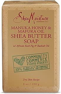 SheaMoisture Manuka Honey & Mafura Oil Shea Butter Soap | 8 oz.