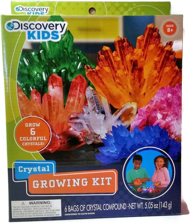 precios al por mayor Discovery Kids Crystal Growing Kit - - - Ages 8+  100% garantía genuina de contador