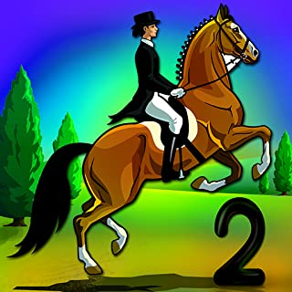 Horse Race Riding Agility Two : The Obstacle Dressage Jumping Contest Act 2 - Gold Edition