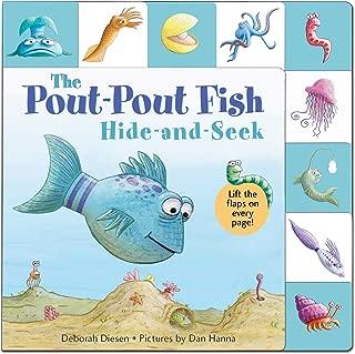 Lift-the-Flap Tab: Hide-and-Seek, Pout-Pout Fish (A Pout-Pout Fish Novelty)