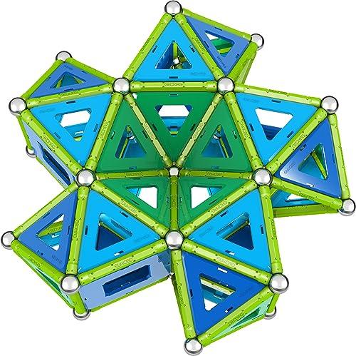 Geomag panels, gioco di costruzione magnetico, multicolore, 192 pezzi 464
