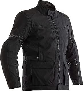 RST Pro Series Raid CE Black Textile Motorcycle Jacket Size UK46,EU56,XL