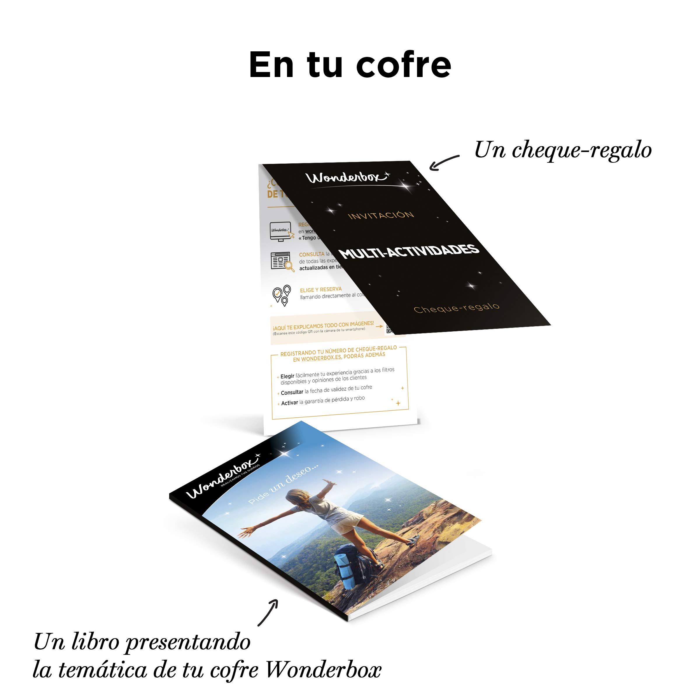 Caja Regalo Mil & Una Noches de Ensueño Wonderbox: Amazon.es ...