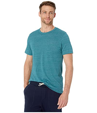 Alternative Eco Crew (Eco True Alpine Teal) Men