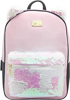 Betsey Johnson Sparkle Kitty Backpack - Festival, school