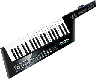 Alesis Vortex Wireless 2 | High-Performance USB / MIDI Wireless Keytar Controller with Professional Software Suite Including ProTools | First