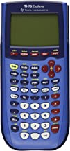 $59 » Texas Instruments TI-73 Graphing Calculator (Renewed)