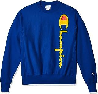 قميص رياضي منسوج عكسي للرجال من Champion LIFE سيرف ذا ويب 3XL