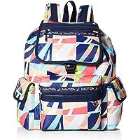 Nautica Captain's Quarters Drawstring Backpack (Multi Colors)