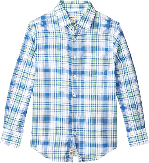 Mediterranean Plaid