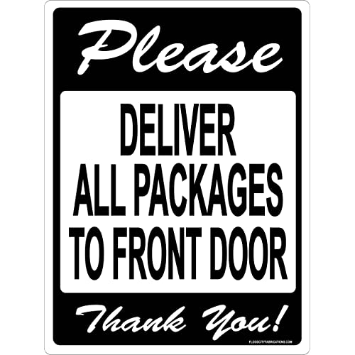 Delivery Signs: Amazon com