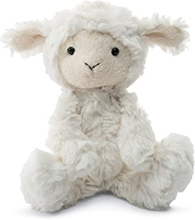 Jellycat Squiggle Lamb, Small, 9 inches