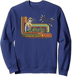 Stranger Things Dusty Bun Saving The World Sweatshirt