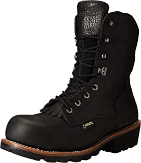 Best 6 inch logger boots Reviews