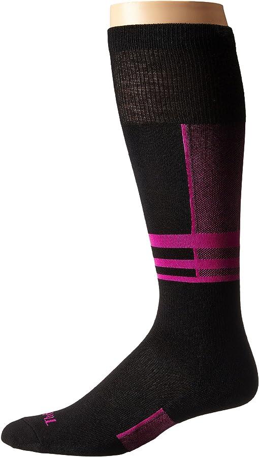 Black/Schuss Pink