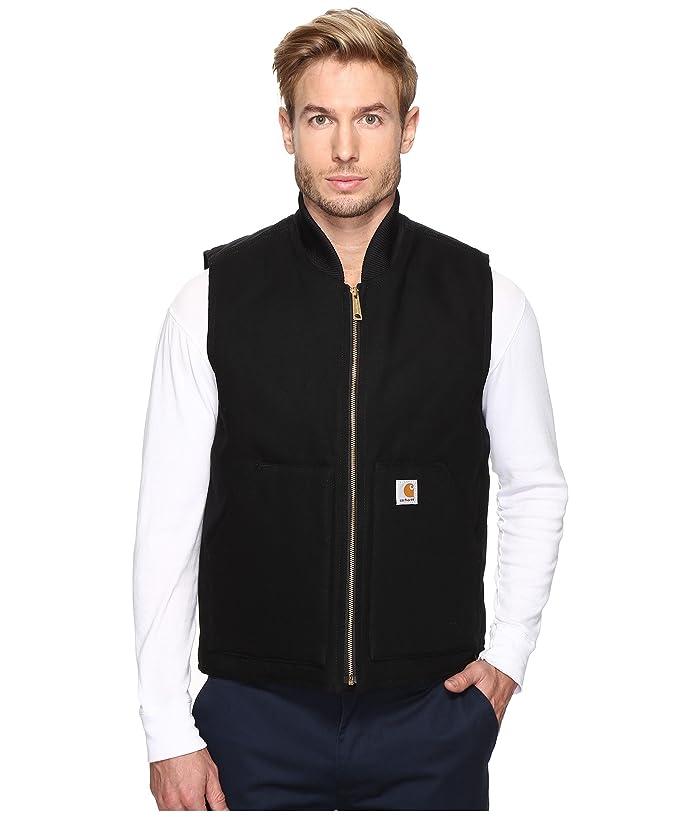 Carhartt Duck Arctic Vest (Black) Men
