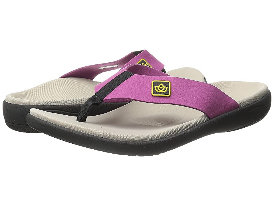 Spenco Pure Sandal (Violet) Women