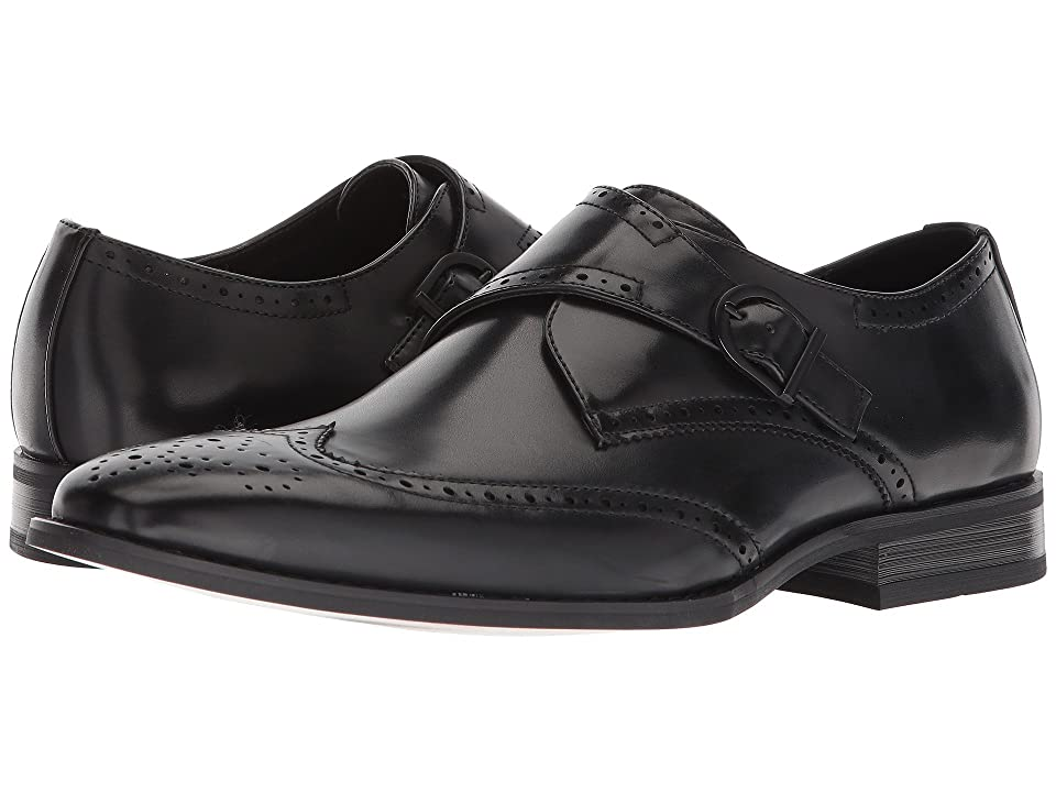 Kenneth Cole Unlisted Bryce Monk (Black) Men