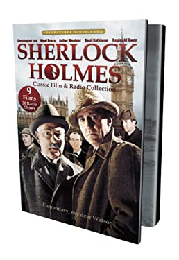 Sherlock Holmes: Classic Film and Radio Collection (Videobook)