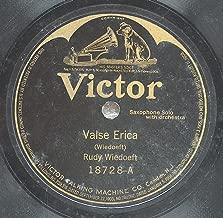 Valse Erica b/w Saxophobia