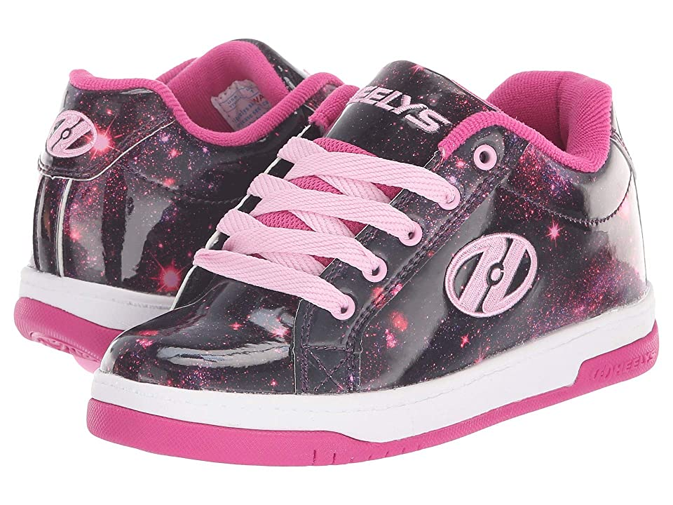 Heelys Split (Little Kid/Big Kid/Adult) (Berry/Galaxy) Boys Shoes