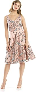 Review Women's Swan Lake Dress Blush/Multi