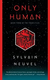 Only Human (The Themis Files Book 3) (English Edition)