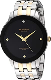 Armitron Men's 20/4952 Diamond Dial Bracelet Watch