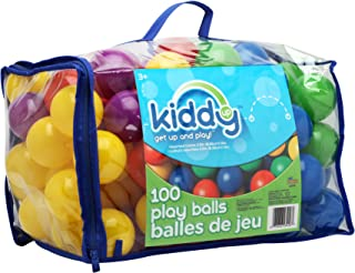 Kiddy Up Crush Resistant Pit Balls Playset (100Count) Phthalate & Bpa Free