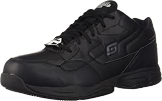 Best black skechers work shoes Reviews