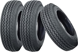 (3) New Highway Boat Motorcycle Trailer Tire 5.30-12 5.30x12 6PR Load Range C