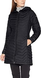 Columbia Womens Powder LITE MID Jacket Black (X-Small UK8)