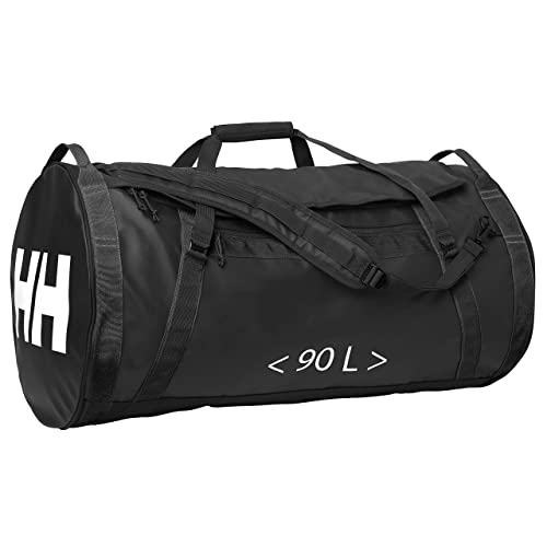 3ee11a1523 Helly Hansen Duffel 2 Water Resistant Packable Bag with Optional Backpack  Straps