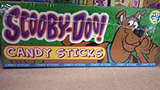 scooby doo candy sticks