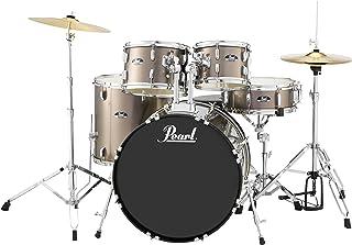 Pearl Drum Set, Bronze Metallic, 5 piece (RS525SC/C707)