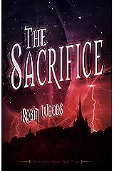 The Sacrifice (The Watcher Book 3) Kindle Edition