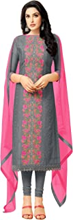 unstitched salwar suit material