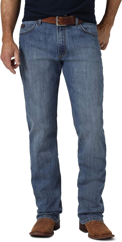 Max 47% trend rank OFF Wrangler Men's 20x Competition Active Flex Slim Fit Jean