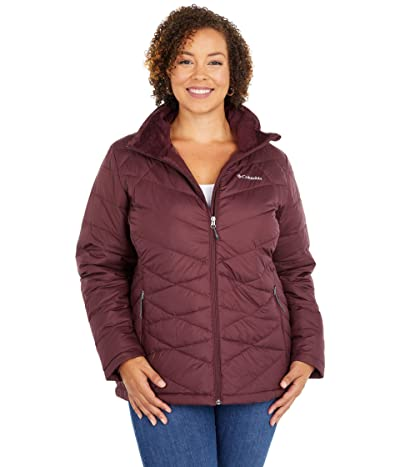 Columbia Plus Size Heavenly Jacket (Seminole) Women