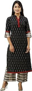 FABRIC FITOOR Women's Cotton Salwar Suit