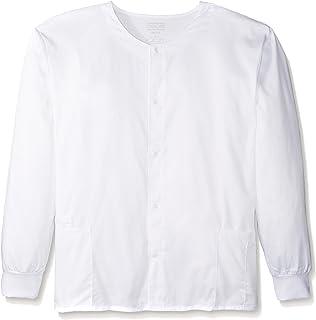 CHEROKEE Men's Big Ww Flex with Certainty Unisex Snap Front Warm-Up Jacket