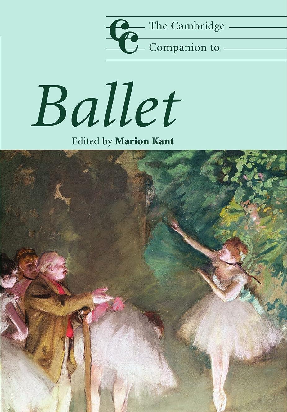 マネージャーアジアサバントThe Cambridge Companion to Ballet (Cambridge Companions to Music)