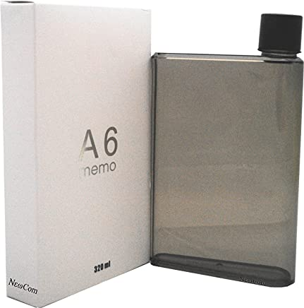 Generic A5 Notebook Plastic Bottle, 400 ml, Color May Vary