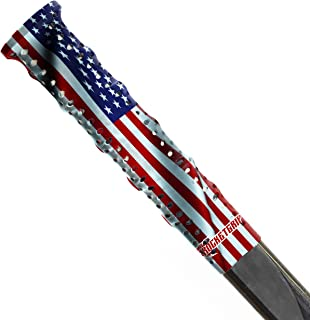 RocketGrip - Flag Edition - Ice Hockey Stick Sports Grip for Adults and Kids, Multicolour, Sports Accessories