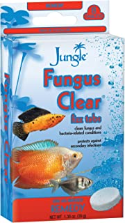jungle parasite clear tank buddies