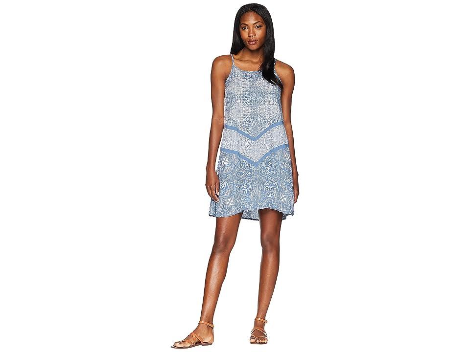 Aventura Clothing Valparaiso Dress (Blue Indigo) Women